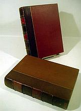 2V HISTORY OF THE EXPEDITION UNDER THE COMMAND OF CAPTAINS LEWIS AND CLARK TO THE SOURCES OF THE MISSOURI 1814 First Edition Slipcases