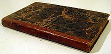 Thomas Cooper THE INTRODUCTORY LECTURE 1812 First Edition Antique Chemistry Carlisle College Pennsylvania Decorative Leather