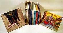 18V Daring Girls Dinosaurs ILLUSTRATED CHILDREN'S BOOKS Ballet Sammy Seal Polar Bears Native American Greek Mythology Disney Mother Goose Little Engine Dust Jackets Woolf Early