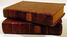 2V Andreas Dalzel ANALEKTA HELLENIKA MEIZONA SIVE COLLECTANEA GRAECA MAJORA 1811 Second US Edition Antique Greek Language Reader