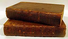 2V Robert Thyer THE GENUINE REMAINS IN VERSE AND PROSE OF MR SAMUEL BUTLER 1759 First Edition Antique English Literature Satire
