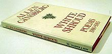 Allen Ginsberg WHITE SHROUD POEMS 1980-1986 1986 Author-Signed First Printing Rock-And-Roll Lyrics Rap Surreal Anecdotes American Literature