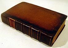 Antoine Lavoisier ELEMENTS OF CHEMISTRY 1793 Antique Landmark Science Tables Kerr Translation Fold-Out Plates Decorative Leather