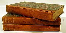 3V Finlay M King ANTIQUE MAGAZINE COMPILATIONS OF THE MASONIC UNION c1850-1853 Auburn NY Port Byron New York Leather Spine Marbled Boards Plates
