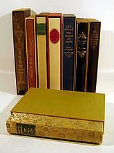 8V Vintage Deluxe 19th CENTURY LITERATURE Limited Editions Club Henry James Edith Wharton Jane Austen Louisa May Alcott Guy de Maupassant George Eliot Pierre Loti