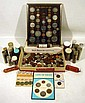 Antique & Vintage MIXED U.S. COIN COLLECTION Numismatics Buffalo Mercury Type Set Israel Canada