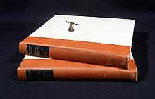 2V M & M KAROLIK COLLECTION OF AMERICAN WATERCOLORS AND DRAWINGS 1800-1875 1962 Vintage Art History American Artists Boston Museum Of Fine Arts