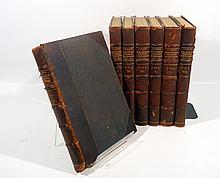 7V Jose Toribio Medina BIBLIOTECA HISPANO-AMERICANA 1493-1810 1898-1907 First Edition Landmark Latin American History Bibliography Spanish Colonization Chile