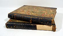 2V William Hogarth THE WORKS OF WILLIAM HOGARTH 1827 Antique Engravings Philosophy Social Criticism Cooke Davenport Trusler
