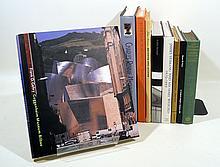 9V Frank Lloyd Wright ARCHITECTURE & FURNITURE DESIGN Zaha Hadid Frank O. Gehry Arne Jacobsen Le Corbusier Charles Rennie Mackintosh Interiors Chairs English Medieval Churches