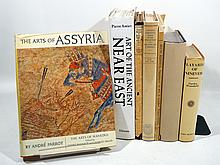 7V Art History NEAR EASTERN ARCHAEOLOGY Assyria Mesopotamia Iraq Tigris River Oriental Seals Ancient Civilizations Byzantine Painting