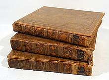 3V Ames / Dibdin / Herbert TYPOGRAPHICAL ANTIQUITIES OR THE HISTORY OF PRINTING IN ENGLAND SCOTLAND & IRELAND 1812-1819 Antique Type & Type-Founding Plates
