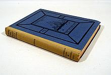 Charles Robert Ashbee WHERE THE GREAT CITY STANDS 1917 Antique English Art Theory & Criticism Aesthetics Architecture Arts And Crafts Movement Civics Cities London Paris Plates