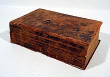 Martin Luther DIE BIBEL ODER DIE GANZE HEILIGE SCHRIFT ALTEN UND NEUEN TASTAMENTS c1870 Antique German Bible Old & New Testament Theology