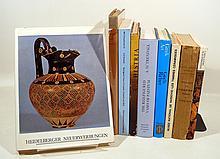 9V Art History GREEK SCULPTURE & CERAMICS Archaeology Euphronios Pottery Red-figured Vases Sicily Terracotta Classical Antiquities Ancient Civilizations Archaic Sculpture