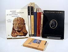 9V Ancient Civilizations MEDITERRANEAN ANTIQUITY Art History Archaeology Egypt Greco-Roman South Italy Sicily Constantine Croesus Roman Sarcophagi Gems Sculpture