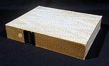 Theodore Duret HISTOIRE DE EDOUARD MANET ET DE SON OEUVRE 1919 Antique French Art History Impressionism Painting Plates Slipcase
