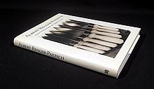 ALBERT RENGER-PATZSCH PHOTOGRAPHER OF OBJECTIVITY 1998 First Printing German Photography Plates Original Dust Jacket
