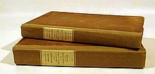 2V James Thacher AMERICAN MEDICAL BIOGRAPHY OR MEMOIRS OF EMINENT PHYSICIANS 1828 First Edition Antique US Medicine Plates