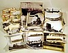 Vintage Collectible TRAIN, LOCOMOTIVE & TROLLEY PHOTOGRAPHS Railroads Steam Diesel Electric Engines Detroit Cleveland Erie Main Central Missouri Pacific