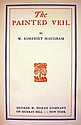 Somerset W. Maugham THE PAINTED VEIL 1925 Author-Signed Limited Edition Novel Set In China British Literature