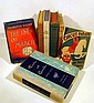 7V Vintage & Antiquarian COLLECTIBLE ESTATE LITERATURE Decorative Signed Toni Morrison Thornton Wilder Eric Gill Marquis de Sade C. Morley