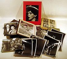 Original Candid VINTAGE JUDY GARLAND PHOTOGRAPHS Movie Proofs Publicity Shots Childhood Liza Minnelli Lorna Joey Sidney Luft