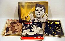 20V Life New Yorker MAGAZINES RELATING TO JUDY GARLAND Wizard Of Oz Advertisements Star Is Born Campaign McCalls Films Hollywood Studio Memorials Harpe's Bazaar Saturday Evening Post Queen Good House Keeping