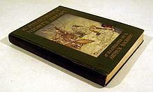 William Shakespeare MIDSUMMER NIGHT'S DREAM c1920 Antique English Drama Decorative Binding Arthur Rackham Illustrations Color Plates