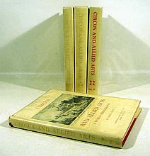 4V R. Toole Stott CIRCUS AND ALLIED ARTS A WORLD BIBLIOGRAPHY 1958-1971 Author-Signed Limited Edition Vintage Reference Plates Jackets