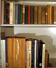 Vintage & Antique COLLECTIBLE ESTATE BOOKS Reference Non-Fiction Literature Christian Living Engineering Nuclear Power Landscape Architecture History Photography Anthropology Travel Chaucer Automobile Repair