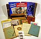 Vintage ESTATE EPHEMERA & COLLECTIBLES Antique Holstein Dairy Farming Engineering New York City State World's Fair Watertown Orphans