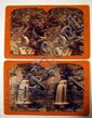 40 Pc. Antique STEREO VIEW CARDS Stereoscope Stereopticon Niagara Falls Watkins Havana Glen