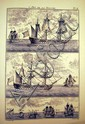 2V Charles Romme L'ART DE LA VOILURE/DESCRIPTION DE L'ART DE LA MATURE 1972 Limited Facsimile Editions Of 18th-Century Naval Studies