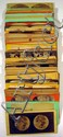55 Pc. Antique STEREO VIEW CARDS Victorian 3-D Shaker Washington 1876 Expo Scotland