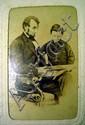 Victorian PHOTOGRAPH ALBUM Van Lennep Tintypes CDVs Civil War Generals Anna Dickinson