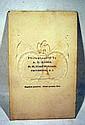 Antique President LINCOLN CARTE DE VISITE Original Photos CDV Alden Providence RI Mary Todd