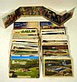 150 Pc. Antique & Vintage POSTCARD VARIETY Real Photo World's Fair RR Travel RPPCs Industrial Agriculture Panama