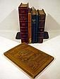 6V Antique CELEBRATED AMERICANS Biography Memoir Franklin Washington Garfield Thomas Smith