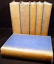 6V Arthur Upham Pope A SURVEY OF PERSIAN ART FROM PREHISTORIC TIMES TO THE PRESENT 1938 First Edition Landmark Scholarly Study Iran Color Plates
