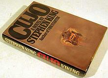 Stephen King CUJO 1981 Author-Signed First Edition Psychological Horror Novel Contemporary American Literature