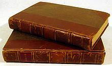 2V JUNIUS STAT NOMINIS UMBRA 1799 Antique English Politics Government Correspondence Portrait Plates