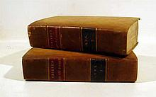 2V Edward Chitty AN INDEX TO ALL THE REPORTED CASES STATUTES & GENERAL ORDERS IN & RELATING TO THE PRINCIPLES & PRACTICE OF EQUITY & BANKRUPTCY 1831 First American Edition Antique English Jurisprudence