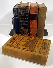 6V Antique TRAVEL & EXPLORATION Africa Stanley & Livingstone Borneo Around the World Circumnavigation Ancient Mediterranean Philippines Cuba