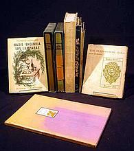 8V International ANTIQUE LITERATURE Limited Edition Kenneth Grahame Manoje Basu Felisberto Hernandez Eugen Diederichs Stephen Crane Alfred Steiglitz