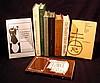 9V Vintage LITERARY HISTORY, BOOKS ON BOOKS Bibliography H.G. Wells Wallace Stephens Elkin Mathews Printing History Roycroft Bodley Head Watermarks