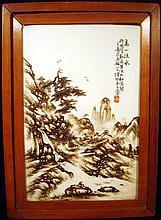 Books, Art and Ephemera - Chinese Plaques, Engravings, etc.