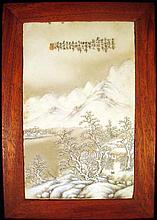 Books, Art and Ephemera - Chinese Plaques, Engravings, etc.