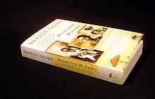 Barack Obama DREAMS FROM MY FATHER 2004 Author-Signed Memoir 44th U.S President African-American History Culture