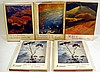 5V Vintage Large-Format NATURE PHOTOGRAPHY Hawaii Kauai Maui Robert Wenkam Grand Canyon Francois Leydet Eliot Porter Sierra Club Color Plates